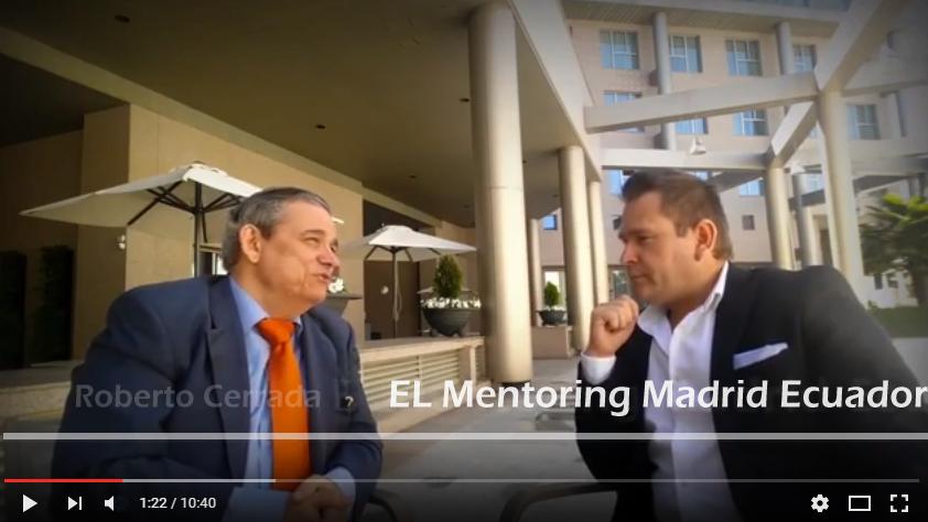 Entrevista Roberto Cerrada